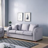 Babic 82'' Recessed Arm Sofa by Latitude Run®