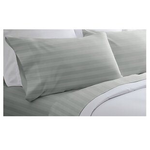 Beckett 400 Thread Count 100% Cotton 4 Piece Sheet Set