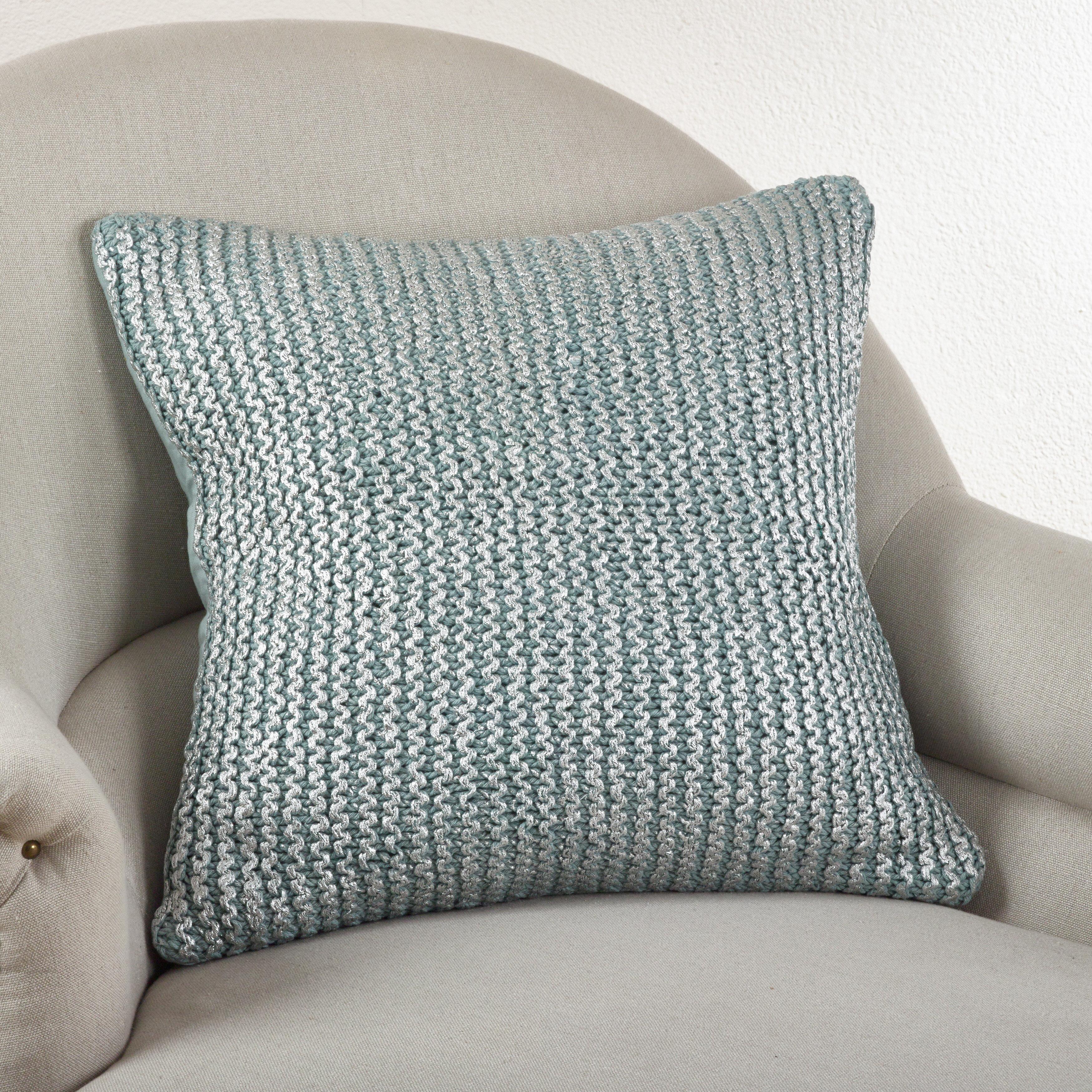 Willa Arlo Interiors Hiran Cotton Throw Pillow & Reviews | Wayfair