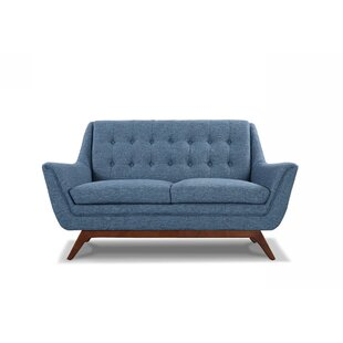 Yerkes Loveseat by George Oliver