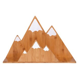 Trend Lab Mountain Wall Shelf
