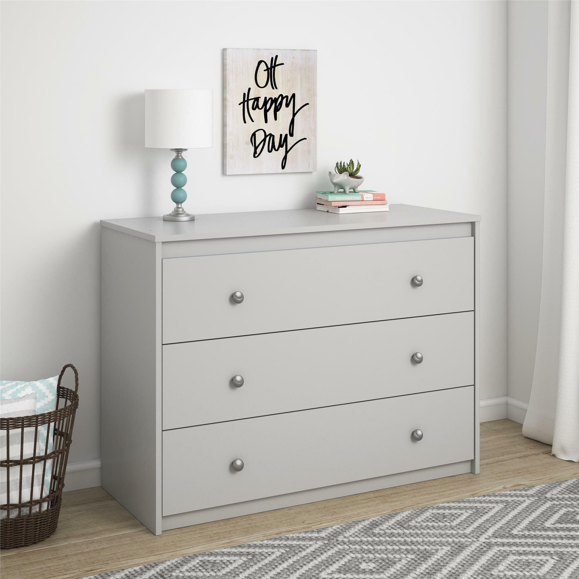 958a07612 Amak 3 Drawer Dresser   Reviews