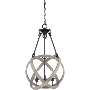 Vigue 3-Light Chandelier