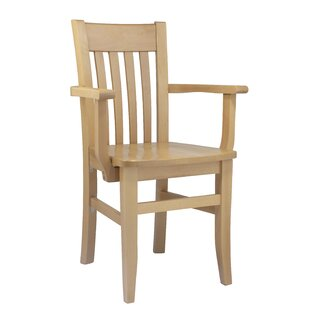 Jessee Solid Wood Dining Chair Charlton Home
