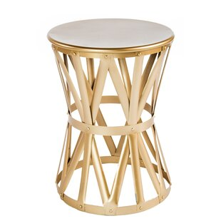 Laura End Table by Statements by J