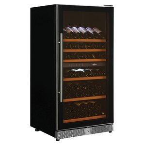 68 Bottle Dual Zone Convertible Wine Cooler by Koolatron