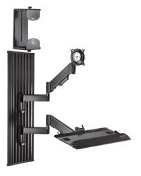 Workstation Series Wall Mount for Screens