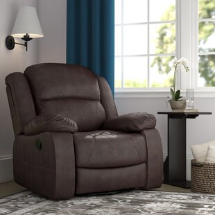 Find Lambdin Tufted Manual Swivel Recliner by Red Barrel Studio Reviews (2019) & Buyer's Guide