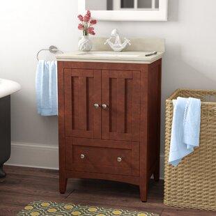 Artic 24 Single Bathroom Vanity Set