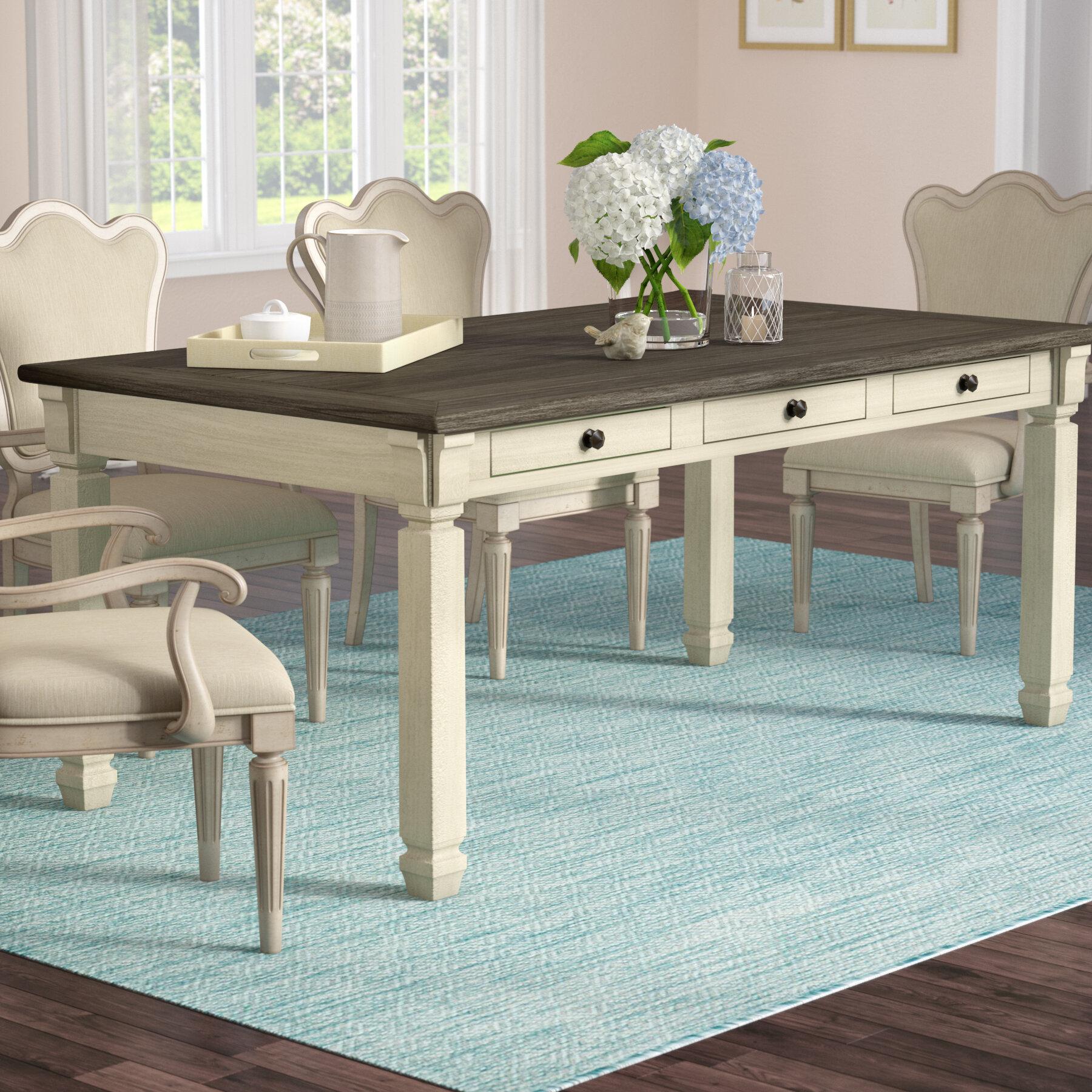 Lark Manor Alsace Dining Table & Reviews | Wayfair