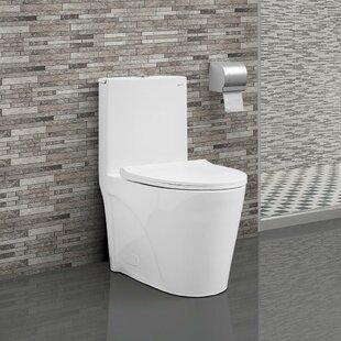 Modern Contemporary Toilets Youll Love Wayfair - Modern-bathroom-toilet