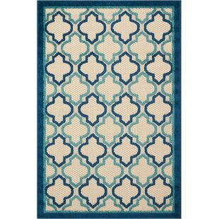 Ardleigh Navy Indoor/Outdoor Area Rug