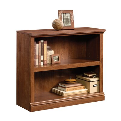 Chambers Standard Bookcase Color: Oiled Oak by Darby Home Co