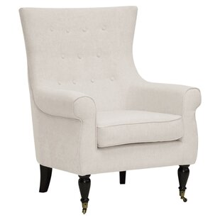 Baxton Studio Oliver Tufted Armchair by Wholesale Interiors