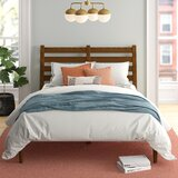 Grady Solid Wood Platform Bed by Foundstone™