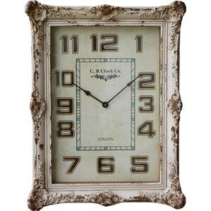 Angelina Rectangular Wall Clock