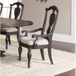 Innis Upholstered Dining Chair (Set of 2) Alcott Hill