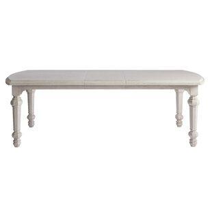 Tennille Extendable Rectangular Dining Table August Grove