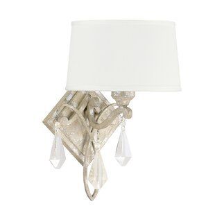 Compare & Buy Harlow 1-Light Wall Sconce By Capital Lighting