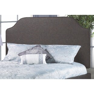 Reviews Glenshaw Upholstered Panel Headboard by Charlton Home