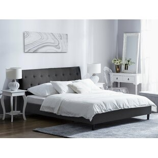 Fawnridge Upholstered Bed Frame By Ophelia & Co.
