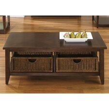 Lipsky Basket Coffee Table by Darby Home Co