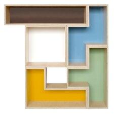 Tetrad Flat 54 Cube Unit Bookcase by Brave Space Design