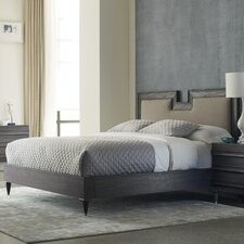 Logan Upholstered Panel Bed by Brownstone Furniture