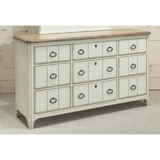 Millbrook 9 Drawer Dresser by Panama Jack Home
