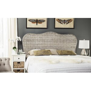 imelda panel headboard - Wicker Bed Frame