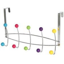 Over the Door 5 Hook Hanging Rack by Sweet Home Collection