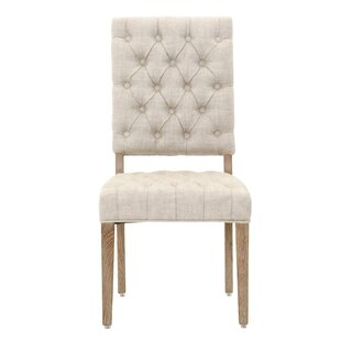 Aida Upholstered Dining Chair (Set of 2)