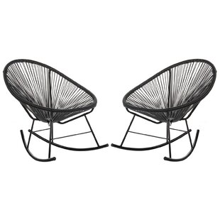 Sunnyside Woven Patio Chair (Set of 2)