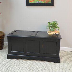 Bergeronnes Trunk Blanket Chest