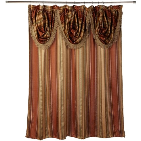 Contempo Spice Shower Curtain