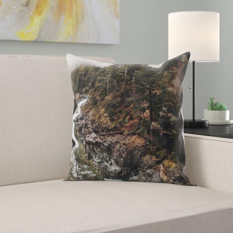 East Urban Home Wild Throw Pillow Wayfair