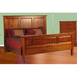Loon Peak Lacluta King Panel Bed
