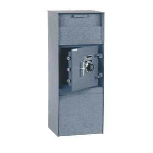 Large Single Door Commercial Front Loading Depository Safe 2.08 CuFt by