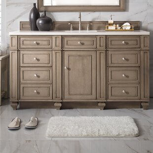Lambrecht 60 Single Bathroom Vanity Base by Alcott Hill