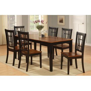 Pillar 7 Piece Extendable Dining Set