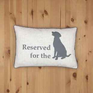 ae1af85171a Trisler Reserved for the Dog Pillow