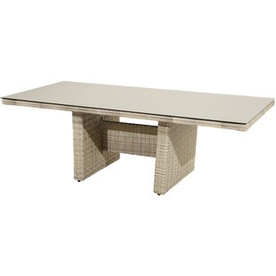 Tremont Rattan Dining Table By Sol 72 Outdoor