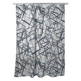Reposa Single Shower Curtain