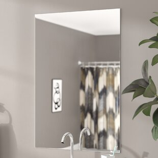 Affordable Price Brizendine Bathroom/Vanity Mirror By Wade Logan