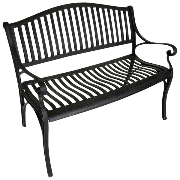 Swell Cast Aluminium Garden Bench Wayfair Co Uk Gmtry Best Dining Table And Chair Ideas Images Gmtryco