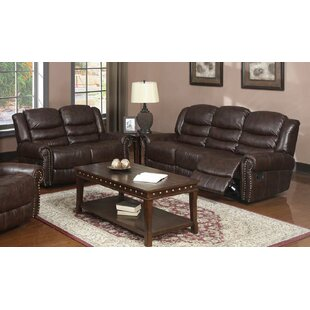 Matterson 2 Piece Reclining Living Room Set