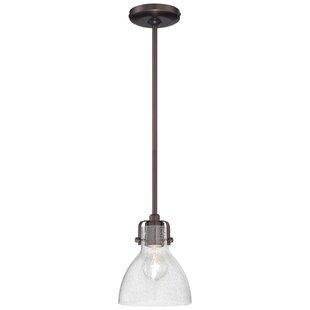 Goldie 1-Light Bell Pendant
