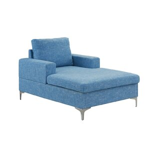 Find Lyndell Mid-Century Chaise Lounge by Turn on the Brights Reviews (2019) & Buyer's Guide