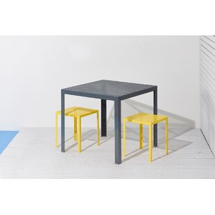 Howard Series Metal Dining Table by RAD F..