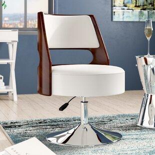 Ivy Bronx Raguel Swivel Side Chair
